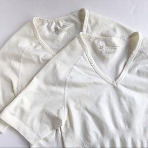 Set of 2 Equmen Core Precision Undershirt - Sz XL